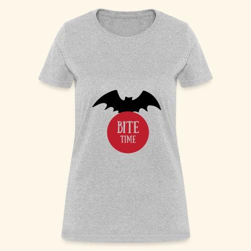 BITE TIME - Women's T-Shirt