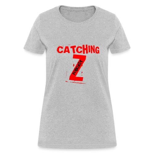 Catching Z Official Logo - Women's T-Shirt