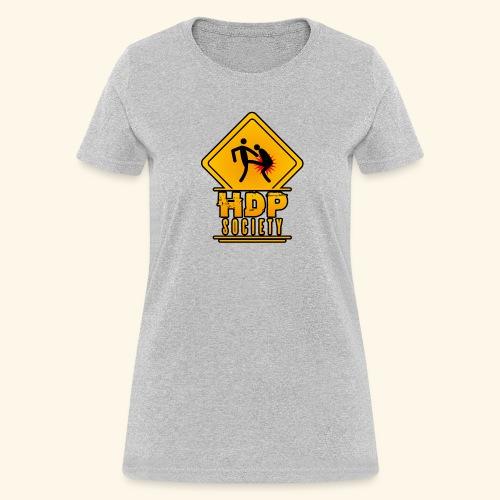 HDP Society Logo Full - Women's T-Shirt