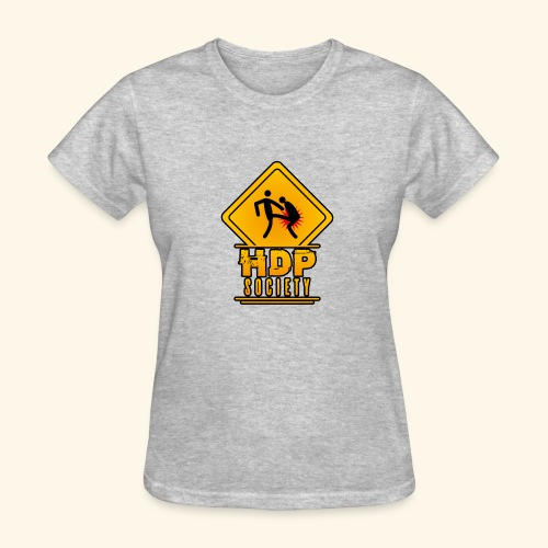 HDP Society Logo Full - Women's T-Shirt