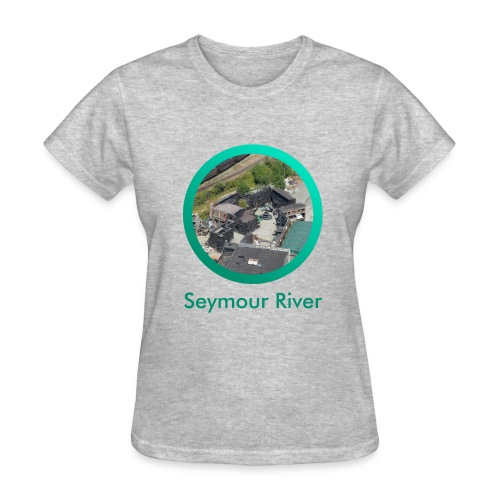 Seymour River - Women's T-Shirt