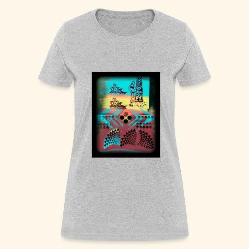 Aloha Pattern - Women's T-Shirt