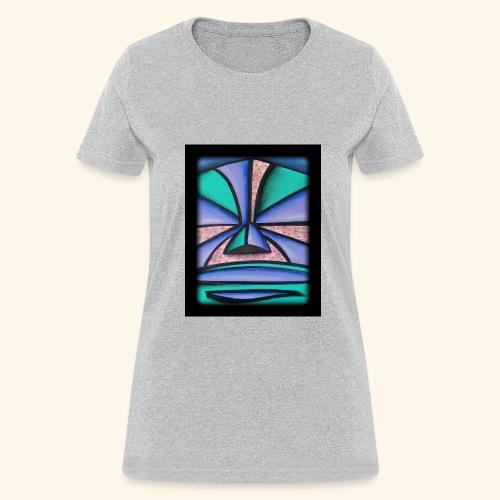 Pastel Tiki - Women's T-Shirt