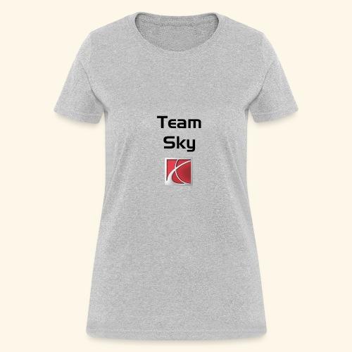 TeamSky - Women's T-Shirt