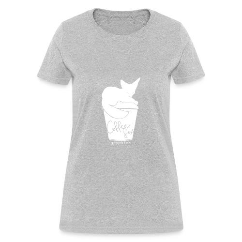 coffeefoxxii - Women's T-Shirt