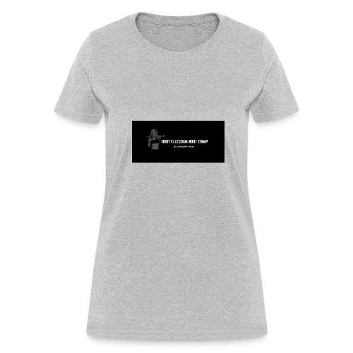 Original Bootylicious Logo - Women's T-Shirt