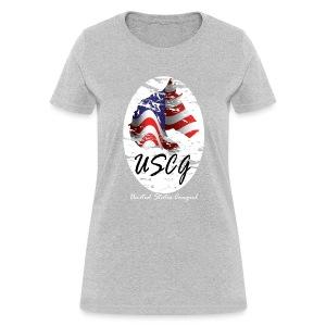 United States Cowgirl Shirts - Women's T-Shirt