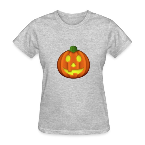Halloween skull zombie pumpkin Tshirt 11 - Women's T-Shirt