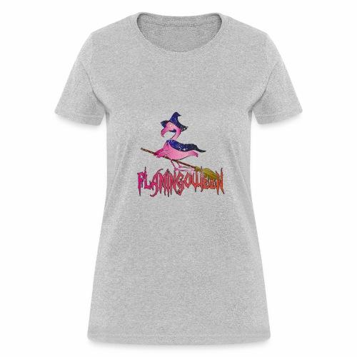 Halloween Funny skull zombie pumpkin Tee shirt - Women's T-Shirt