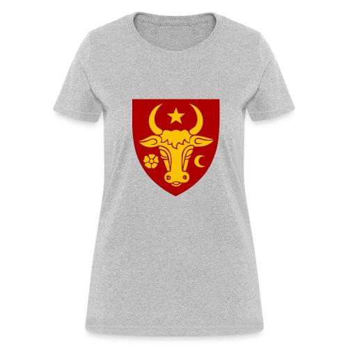 Coat of arms of Moldavia svg - Women's T-Shirt