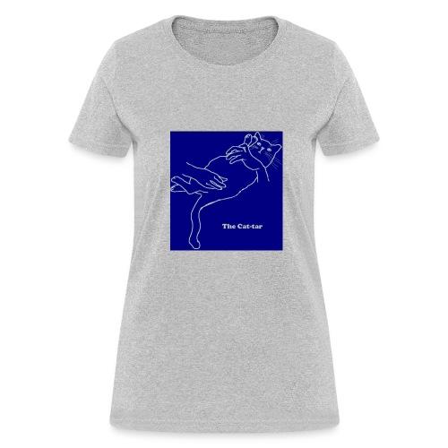 Cat tar - Women's T-Shirt