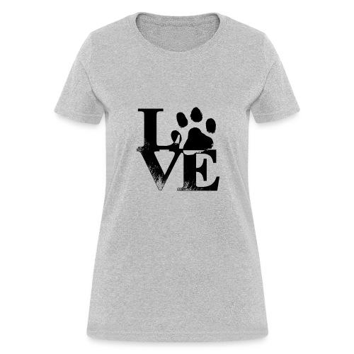 Dog Love - Women's T-Shirt