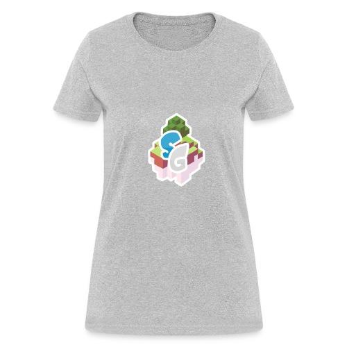 SkyGames Logo MODERN - Women's T-Shirt