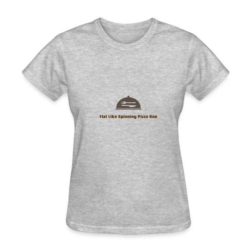 Degrasse Tyson flat earth tee shirt - Women's T-Shirt