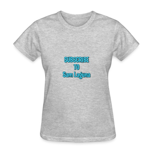 Sam Laguna Merch - Women's T-Shirt