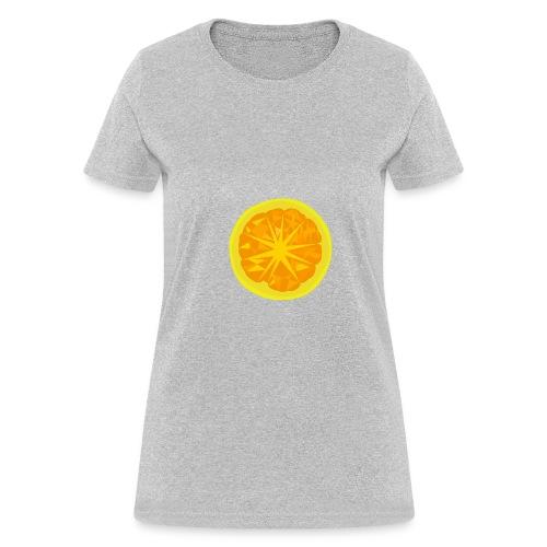 LEMON FRUIT - Women's T-Shirt