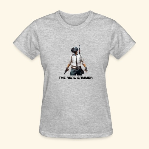 PUBG MOBILE DESIGN T-SHIRT - Women's T-Shirt