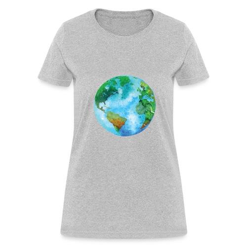 earth - Women's T-Shirt