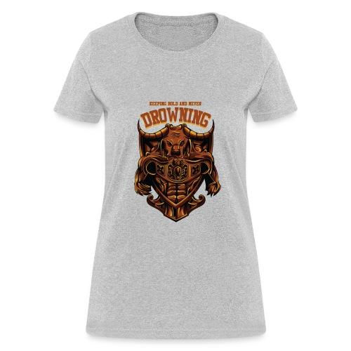 Drowning - Women's T-Shirt