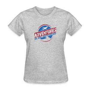 Adventures In Voluntourism - Women's T-Shirt
