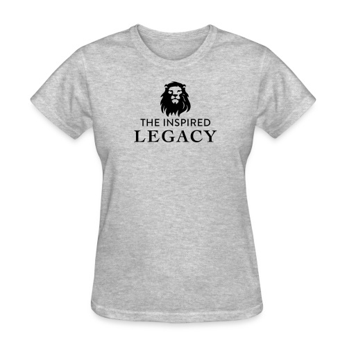 The Inspired Legacy Lion Head - Women's T-Shirt