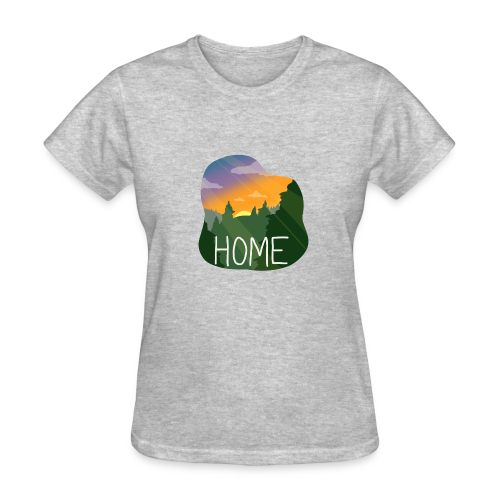 Home - Women's T-Shirt