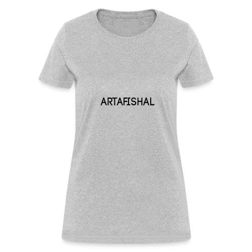 Artafishal - Women's T-Shirt