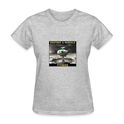 Destroy & Rebuild - Women's T-Shirt