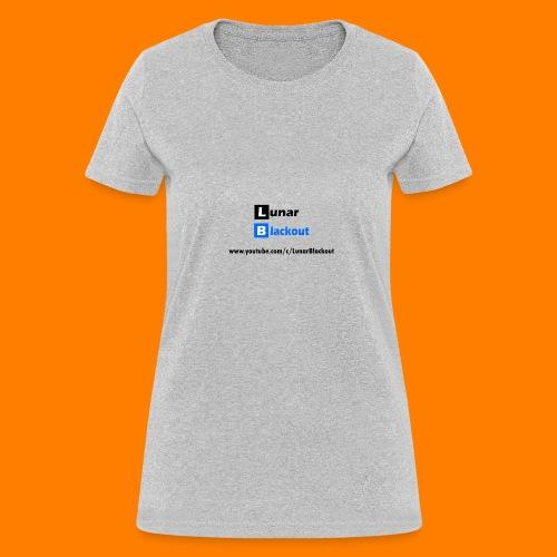 Lunar Shirt New Logo - Women's T-Shirt