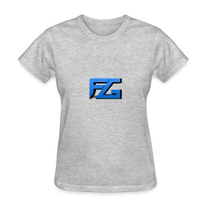 Freeze Gaming Logo - Women's T-Shirt