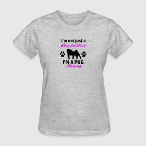 pug design - Women's T-Shirt