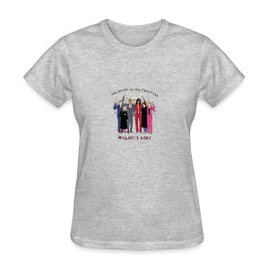 The Order of the Pantsuits: Hillary's Army - Women's T-Shirt