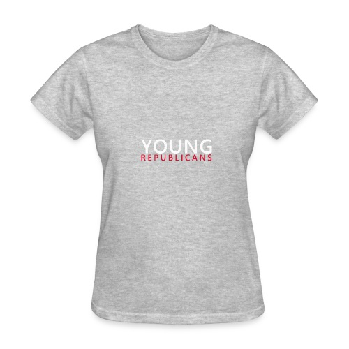 Full Text Horizontal Young Republicans - Women's T-Shirt