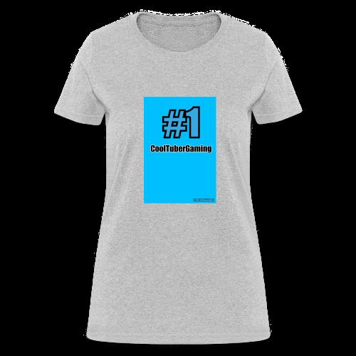 CoolTubergaming Shirts Mens,Women's and kids - Women's T-Shirt