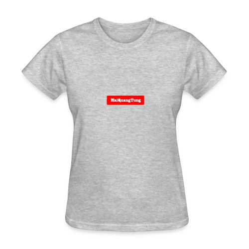 Red & White Mid official - Women's T-Shirt