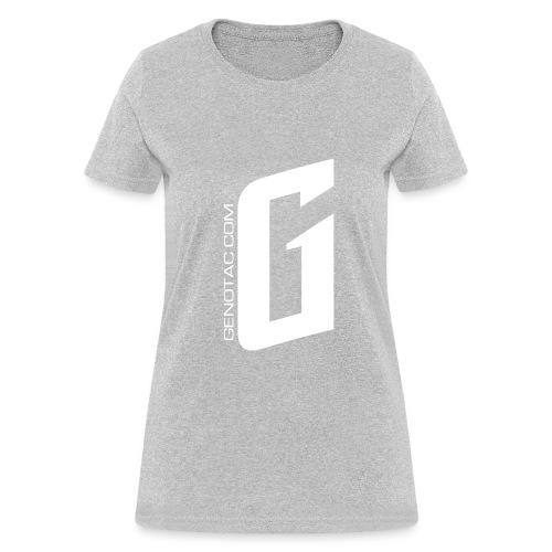 White G - Women's T-Shirt