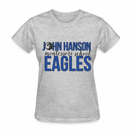 JHMS White or Gray - Women's T-Shirt