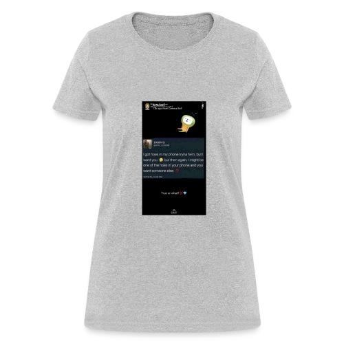 Quote - Women's T-Shirt