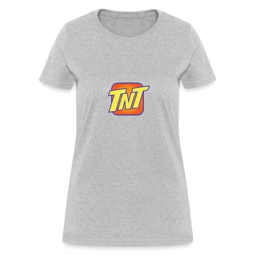 TNT cellular service logo - Women's T-Shirt