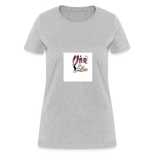 Diva Lite - Women's T-Shirt
