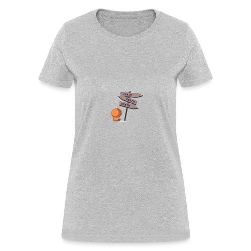 eskimo death copy 7 - Women's T-Shirt