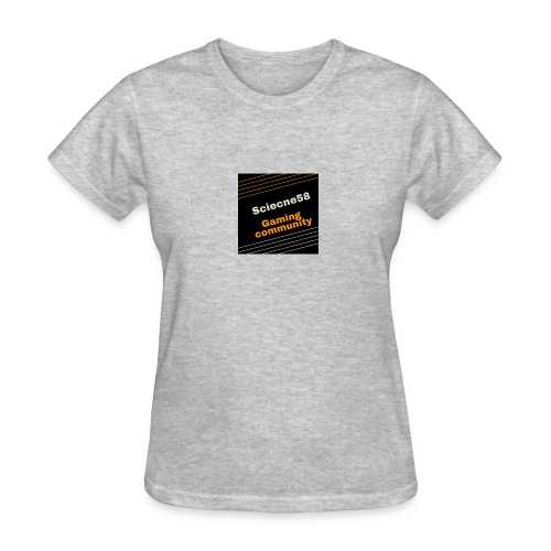 Sciecne58 1 - Women's T-Shirt