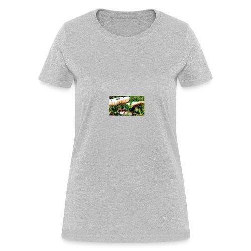 mushrooms - Women's T-Shirt