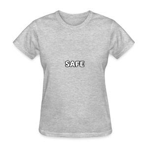 S.A.F.E. CLOTHING MAIN LOGO - Women's T-Shirt