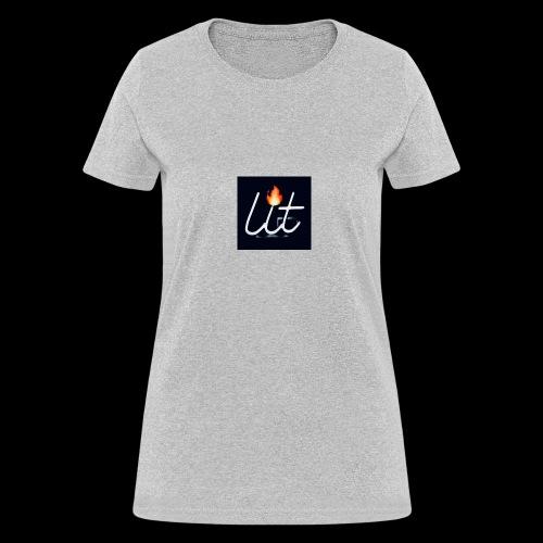 It's Lit - Women's T-Shirt