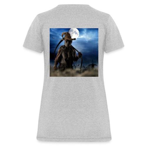 Halloween scarecrow - Women's T-Shirt