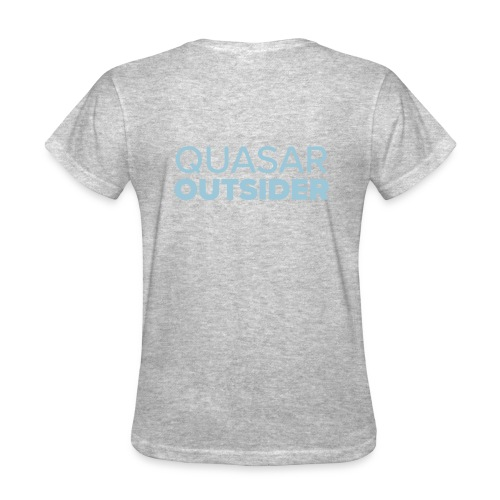 Quasar Outsider logo - Women's T-Shirt