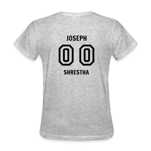 Joesph Shrestha's Jersey - Women's T-Shirt