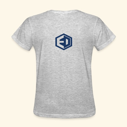 ED LOGO - Women's T-Shirt