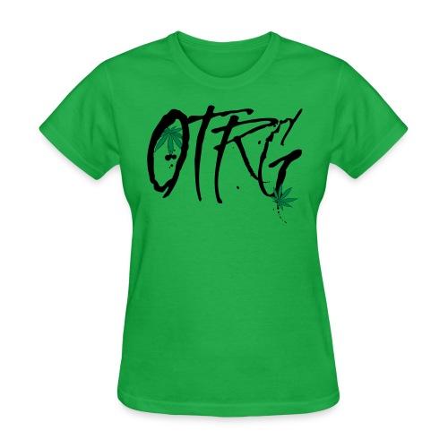 otrgpot - Women's T-Shirt